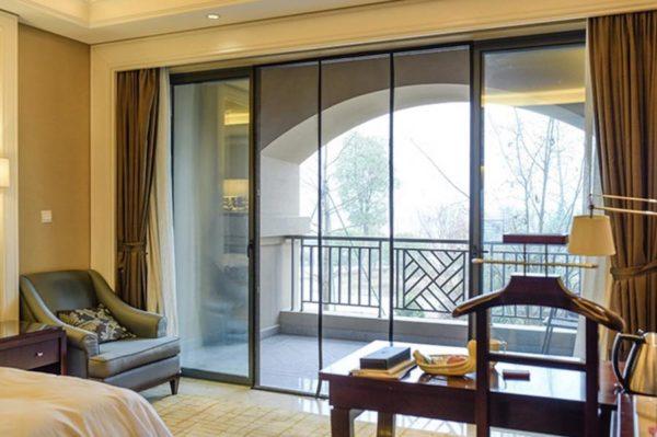 magnetic screen door for sliding doors 1